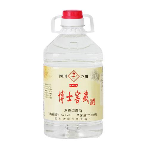辽宁浓香型博士窖藏原浆基酒