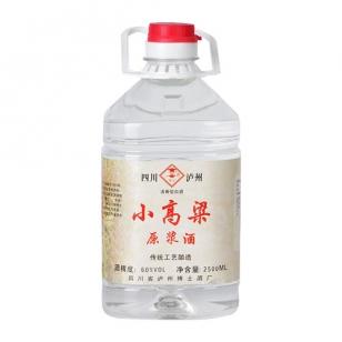 清香型小高梁原浆酒